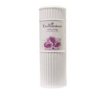 Enchanteur Perfumed Talc Powder Alluring - UAE