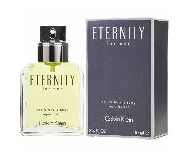 Calvin Klein Eternity পারফিউম ফর মেন - 100ml