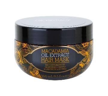 MACADAMIA OIL EXTRACT HAIR MASK 250ML - UK