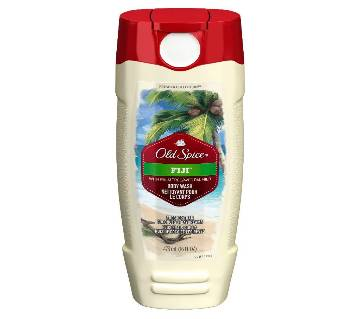 Old Spice Fresher Fiji Scent Body Wash for Men - UK