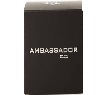 Ambassador by Giovanni Bacci for Men-Eau de Perfume 100ml - UAE