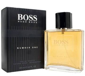 Hugo Boss Number One Eau De Toilette Perfume 125ml