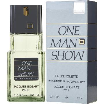 Jacques Bogart One Man Show Silver Perfume for men - 100ml