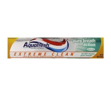 Aquafresh Extreme Clean Pure Breath Action Fluorid