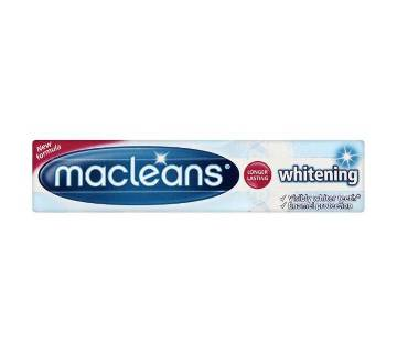 Macleans Whitening Toothpaste 100Ml