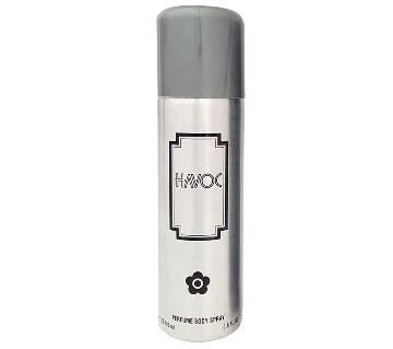 Havoc Silver Deodorant spray for men 200ml