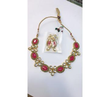 Indian Joypuri Necklace Set