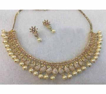 Zinc Alloy Necklace Set