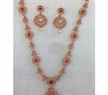 Zinc Alloy Necklace Set