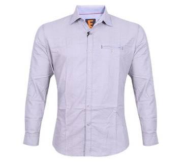 XIAZ Casual Cotton Shirt For Men