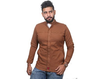 Gents Denim Stretch Jacket For Men
