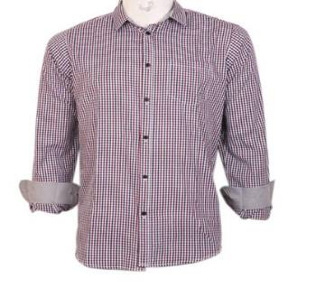 Full Sleeve Check Shirt