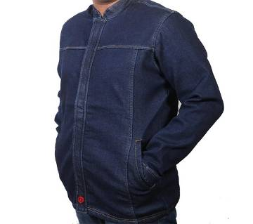 Gents Denim Stretch Jacket