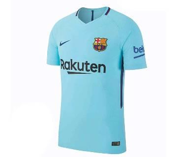 Barcelona 17-18 হাফ স্লিভ জার্সি