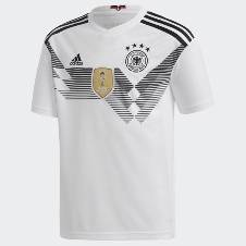Germany Half Sleeve Home Jersey Premium Quality