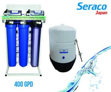 Seraco Japan 400 Gpd (RO) Water Purifier