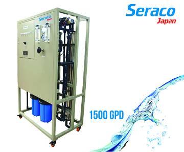 Seraco Japan 1500 Gpd (RO) Machine