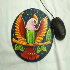 rickshaw paint mouse pad