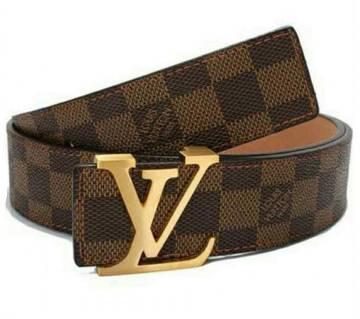 Louis Vuitton Gents Belt