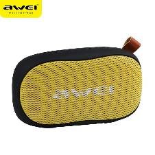Y900 - Wireless Bluetooth Speaker - Black and Yellow