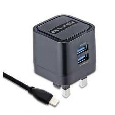 Awei C-960 - Fast Charger - Black