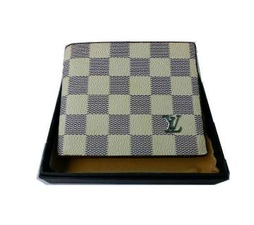 LV Gents Leather Wallet