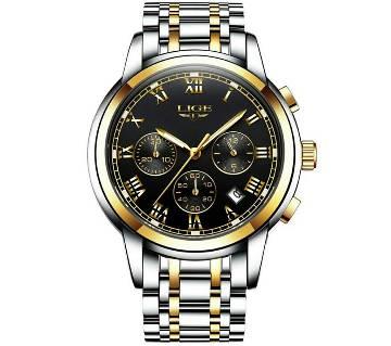LIGE Centrix Mens Wrist Watch