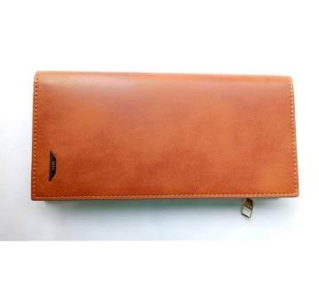 Long Shaped Gents Wallet