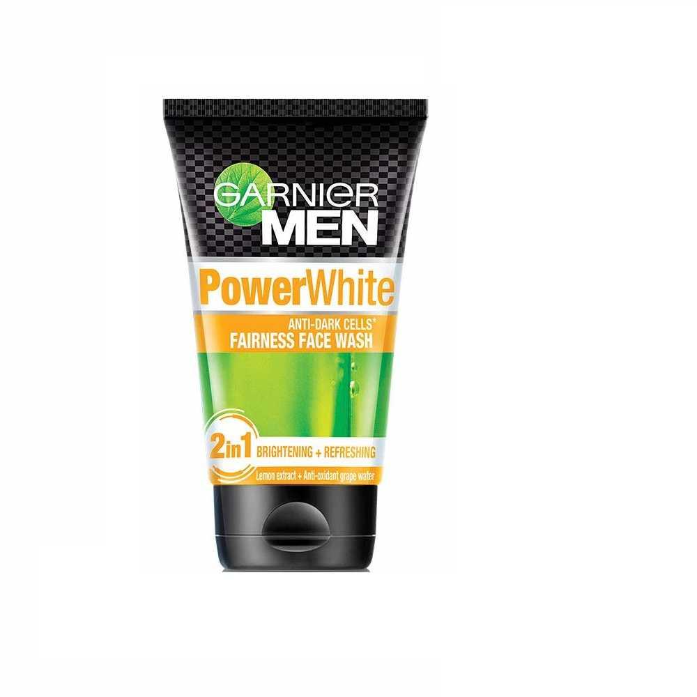 garnier-men-power-white-fairness-face-wash-100-gm