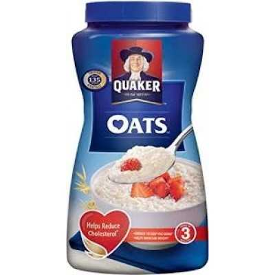 Quaker Oats Jar 500 gm