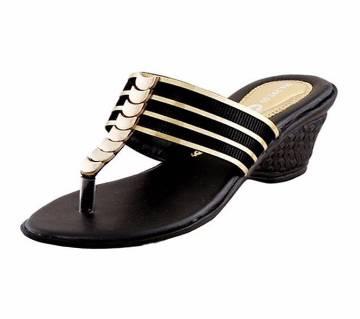 Ladies heel sandal