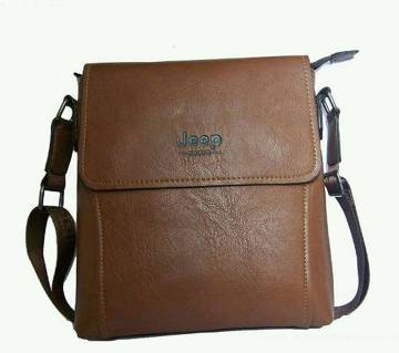 Jeep Leather professional official bag