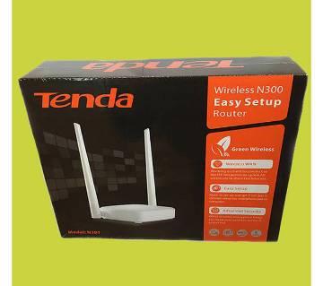 Tenda N301 Wireless High Range 300Mbps Broadband N Router