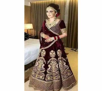 Indian soft Georgette lehenga (Copy)