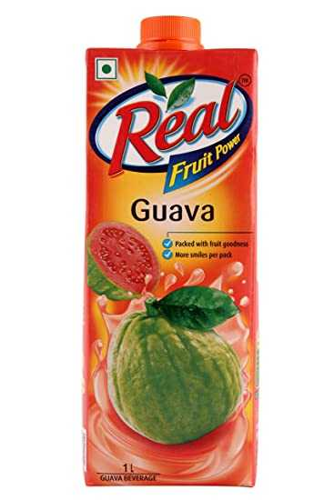 Real Fruit Power Guava Juice 1 ltr