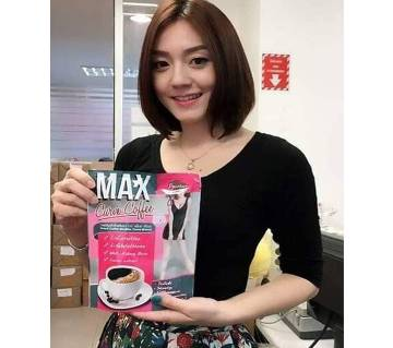 Max Curve Coffee For Weight Loss - Thailand
