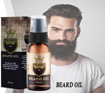 Beard oil (দাঁড়ি গজাবে)