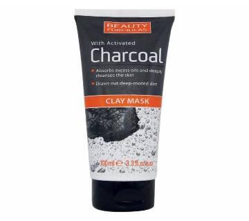 Beauty formulas Charcoal clay মাস্ক (UK) বাংলাদেশ - 5512271