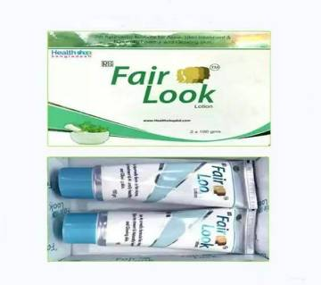 Fair Look New ফেস ও শরীর ফর্সাকারী ক্রিম