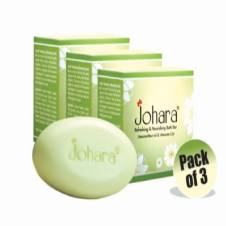 Johara Bath Bar (Bundle of 3) - India