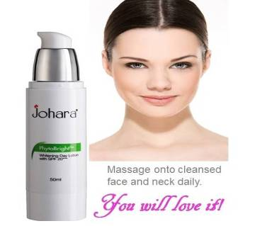 Johara Whitening Day Lotion - 50ml (India)