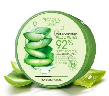 BIOAQUA 92% Aloe Vera সুদিং জেল
