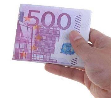 500 ইউরো ওয়ালেট