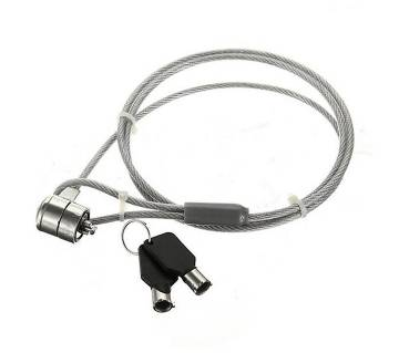 Security Key Cable Lock For Laptop Notebook