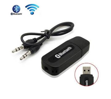 3.5mm USB ওয়্যারলেস ব্লুটুথ অডিও স্টেরিও রিসিভার