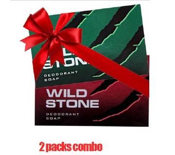 Wild Stone সোপ -125gm 2 Packs Combo India
