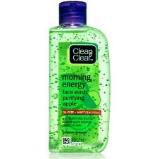 Clean & Clear Morning Energy Apple Facewash 100ml INDIA