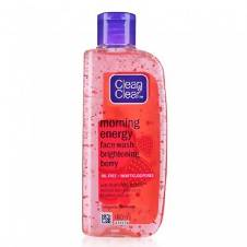 Clean & Clear Morning Energy Berry Facewash 100ml INDIA