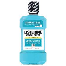 Listerine Antiseptic মাউথ ওয়াশ 500ml UK