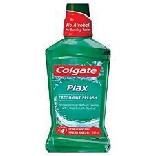 Colgate Plax মাউথ ওয়াশ 500ml UK